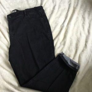 Black jeans (dark)